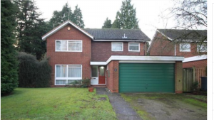Detached 4 Double Bedroom Family House in Edgbaston