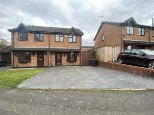 3 bed semi-detached house for sale, In Staffordshire
