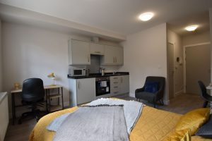 Classic Studio, spacious space, North Hill Court  PL4 6AY , Plymouth, 2021-2022
